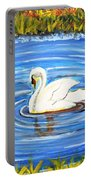 Majestic Swan Portable Battery Charger