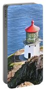 Makapuu Lighthouse 1065 Portable Battery Charger