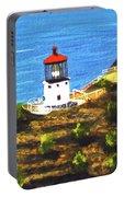 Makapuu Lighthouse #78, Portable Battery Charger