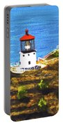 Makapuu Lighthouse #78, Portable Battery Charger