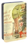 Make It Merry...make It Mojud Portable Battery Charger