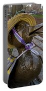 Make Way For Ducklings B.a.a. 5k Spring Bonnet Blanket Portable Battery Charger