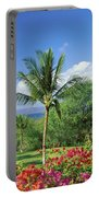 Makena Beach Golf Course Portable Battery Charger