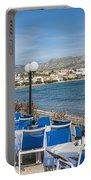 Makrygialos Prominade Portable Battery Charger