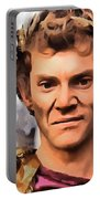 Malcolm Mcdowell Portable Battery Charger