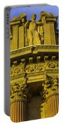 Male Statue Palace Of Fine Arts Portable Battery Charger