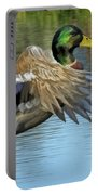 Mallard Digital Freehand Painting 3 Portable Battery Charger