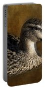 Mallard Matriarch Portable Battery Charger