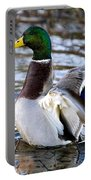 Mallard Moment Portable Battery Charger