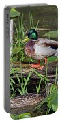 Mallard Pair Portable Battery Charger