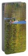 Mallard Splash Landing Portable Battery Charger