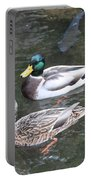 Mallards 2 Portable Battery Charger