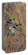 Mallard's In Flight Portable Battery Charger