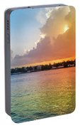 Mallory Square Sunset Celebration Portable Battery Charger