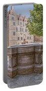 Malmohus Castle Courtyard Portable Battery Charger