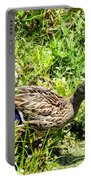 Mama Duck On Guard Portable Battery Charger
