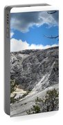 Mammoth Hot Springs Portable Battery Charger