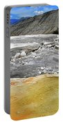 Mammoth Hot Springs1 Portable Battery Charger