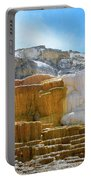Mammoth Hot Springs4 Portable Battery Charger