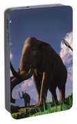 Mammoth Hunters Portable Battery Charger