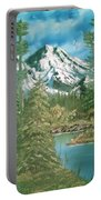 Mammoth Mountain Portable Battery Charger