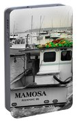 Mamosa Portable Battery Charger
