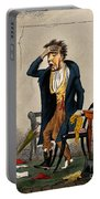 Man With Excruciating Headache, 1835 Portable Battery Charger