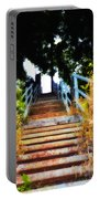 Manayunk Steps Portable Battery Charger