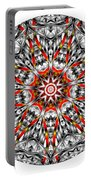 Mandala - Amulet 873 For Those Born In ..... Portable Battery Charger