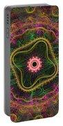Mandala Desire Portable Battery Charger