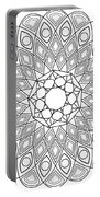 Mandala No 2 Portable Battery Charger