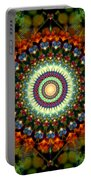 Mandala Of Loves Journey Portable Battery Charger