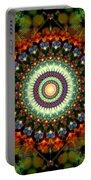 Mandala Of Loves Journey Portable Battery Charger