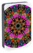 Mandala - Talisman 1099 - Order Your Talisman. Portable Battery Charger