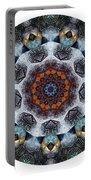 Mandala - Talisman 1111 - Order Your Talisman. Portable Battery Charger