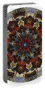 Mandala - Talisman 1123 - Order Your Talisman. Portable Battery Charger