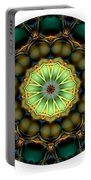 Mandala - Talisman 853 For Those Born In 1957 Portable Battery Charger