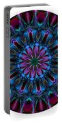 Mandala - Talisman 854 For Those Born In 1958 Portable Battery Charger