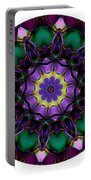 Mandala - Talisman 855 For Those Born In 1959 Portable Battery Charger