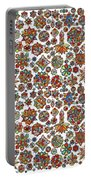 Mandala Traditional Design Portable Battery Charger