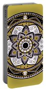 Diva Mandala Portable Battery Charger