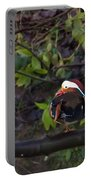 Mandarin Ducks Portable Battery Charger