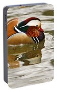 Mandrin Duck Strutting Portable Battery Charger