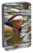 Mandrin Duck With A Purpose Portable Battery Charger