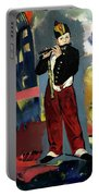 Manet In My World Portable Battery Charger