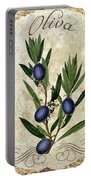 Mangia Olives Portable Battery Charger