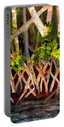 Mangrove At Gumbo Limbo Portable Battery Charger