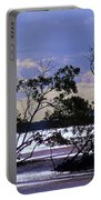 Mangrove Silhouettes Portable Battery Charger