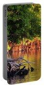 Mangroves Of Roatan Portable Battery Charger