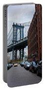 Manhattan Bridge Portable Battery Charger
